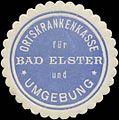 Siegelmarke Ortskrankenkasse für Bad Elster und Umgebung W0352233.jpg