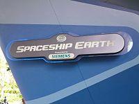 Siemens Sign Spaceship Earth Epcot Center (2541180283).jpg