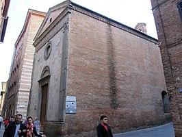 Santa Maria delle Nevi, Siena