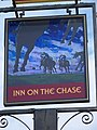 Sign for the Inn on the Chase - geograph.org.uk - 709889.jpg