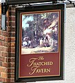 Sign of the Thatched Tavern - geograph.org.uk - 1360123.jpg