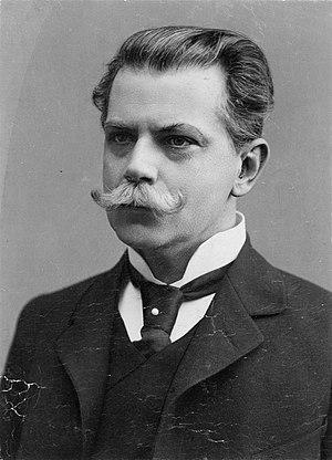 Sigurd Ibsen - Image: Sigurd Ibsen OB.F06068a
