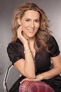 Silvia Olmedo TV psychologist and author