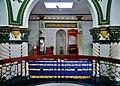 Singapore Abdul-Gaffoor-Moschee Innen 4.jpg