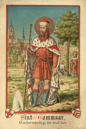 Gummarus - Image: Sint Gommaar