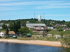 Sioux Lookout - Image: Sioux Lookout Ontario