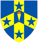 Sir Andrew Sheppard Grimwade Escutcheon.png