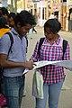 Site Map-reading - 40th International Kolkata Book Fair - Milan Mela Complex - Kolkata 2016-02-02 0414.JPG