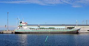 Skagenbank in Port of Kemi 20120612 01.JPG