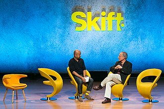 Skift - Skift CEO Rafat Ali interviews TripAdvisor CEO Stephen Kaufer at the Skift Global Forum 2016.