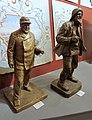 Slottsfjellsmuseet Museum Tønsberg Norway. Draft proposals for Svend Foyn Whaler 1809-1894 memorial monument by Jens Munthe Svendsen Anders Svor Konkurranseutkast til statue 2020-01-21 2140.jpg