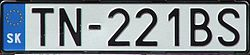 Slovak registration 3112.JPG