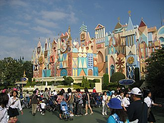 Tokyo Disneyland - It's a Small World.