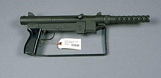 Smith & Wesson M76 Type of Submachine gun