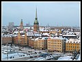 Snow covered roofs of Gamla Stan - panoramio.jpg