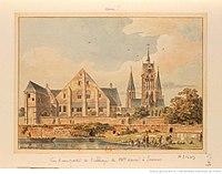 Soissons Vue d'une partie de abbaye ND Tavernier de btv1b77412651.jpg