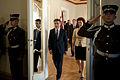Solvitas Āboltiņas tikšanās ar Gruzijas premjerministru (9687409644).jpg