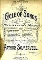 Somervell's Maud Titlepage.jpg