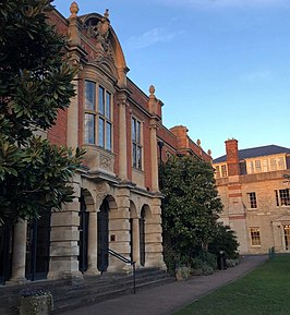 Somerville College Library