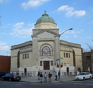 Bensonhurst, Brooklyn - Sons of Israel Synagogue