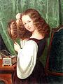 Sophie von Schadow, gemalt von ihrem Vater Friedrich Wilhelm von Schadow, 1833.jpg
