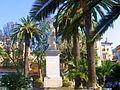 Sorrente, Statue de Saint Antonin Piazza Tasso.jpg
