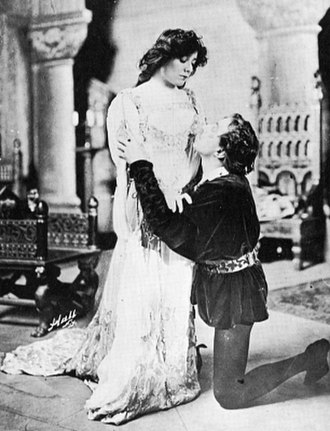 E. H. Sothern - Sothern and Marlowe as Romeo and Juliet, 1904