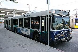Sound Transit Express - Image: Sound Transit D60LF 9536 K