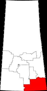 Souris—Moose Mountain Federal electoral district