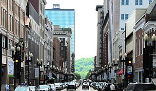 Gay Street (Knoxville) United States historic place
