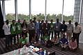 South Asian (Indic) Wikimedian meetup group photo, Wikimania 2015, Mexico City.JPG