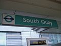 South Quay DLR stn signage.JPG