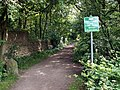 South east entrance to Haw Park Wood - geograph.org.uk - 492084.jpg