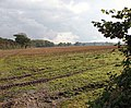 Southeasterly view across stubble field - geograph.org.uk - 1031047.jpg