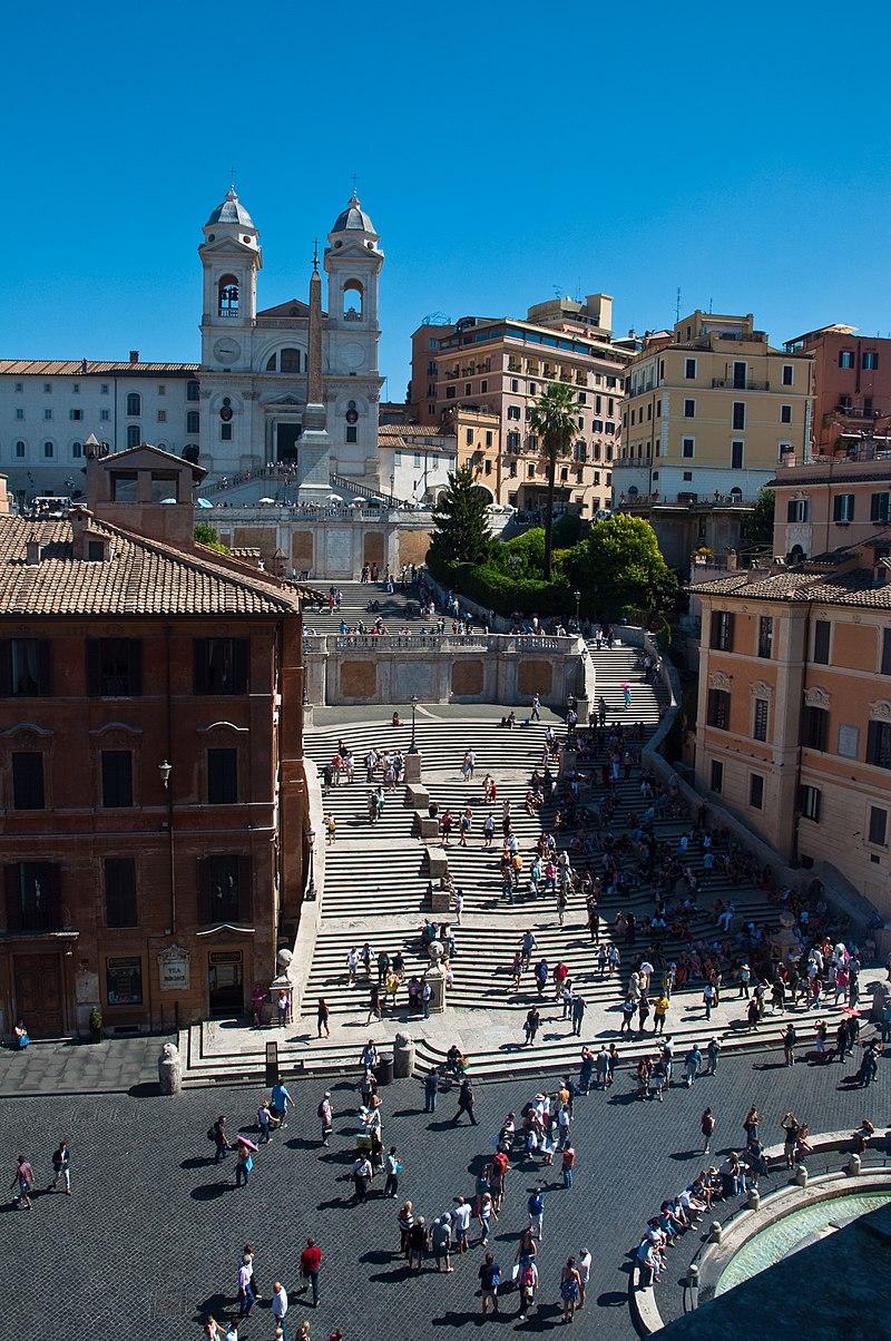 Spanish Steps, Rome, Sept. 2011 - Flickr - PhillipC (3).jpg