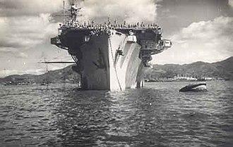 HMS Speaker (D90) - HMS Speaker