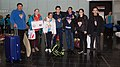 Special Olympics World Winter Games 2017 arrivals Vienna - Kyrgyzstan.jpg