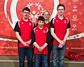 Special Olympics World Winter Games 2017 reception Vienna - Austria 06.jpg