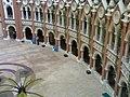 Spencer Plaza colonnade.jpg