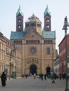 シュパイアー大聖堂の画像 p1_34