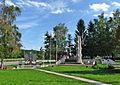 Spomenici u Čečavi.jpg