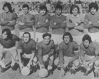 Sportivo Italiano - The 1974 Deportivo Italiano team that won the Primera C championship.
