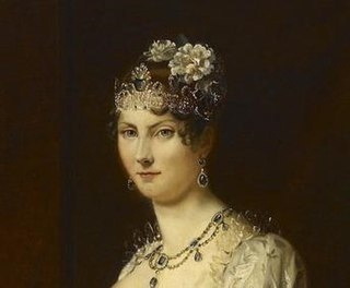 Stéphanie de Beauharnais Grand Duchess of Baden