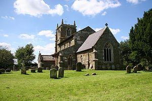 Tetford - Image: St.Mary's church, Tetford geograph.org.uk 515646
