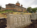 St. Astvatsatsin church in Vanadzor.JPG