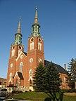 Minster - St. Augustine Catholic Church - Ohio (US
