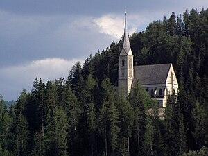 Tamsweg - St Leonhard Church
