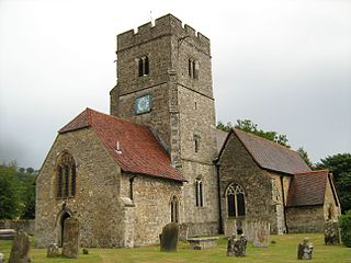 Boxley Human settlement in England