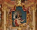 St. Nicholas, Fladnitz - Turmkapelle, Pietà.jpg