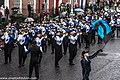 St. Patrick's Day Parade (2013) In Dublin - Bartlesville High School Marching Band, Oklahoma, USA (8565427043).jpg